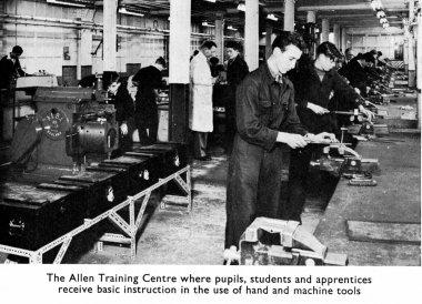 The Allen Training Centre